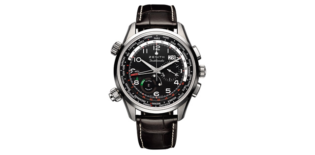 Swiss Luxury Zenith Pilot Doublematic Replica Watches Cheap Price